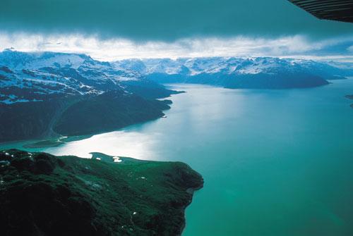 מפרץ הקרחונים, אלסקה
