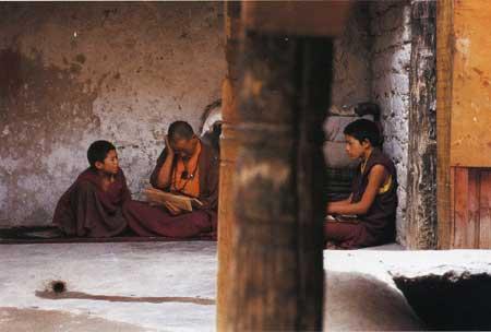 הנזיר הצעיר