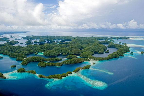 איים מפתיעים ברחבי העולם