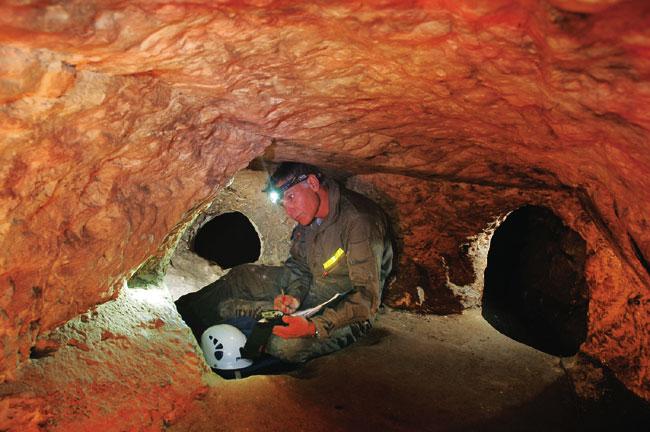 מערות בישראל: סודות חבויים היטב