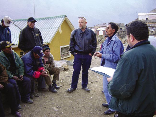 עסקים בדרום אמריקה: מפגשים מהסוג הלטיני