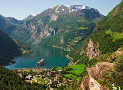 עשרת הגדולים של נורווגיה