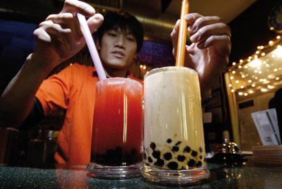 תה בועות – המשקה של טייוואן