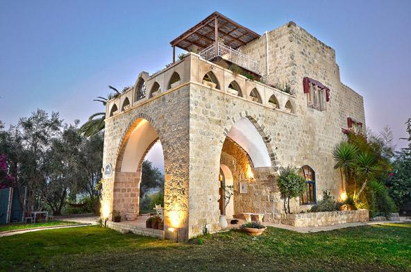הצימרים הכי מיוחדים בישראל