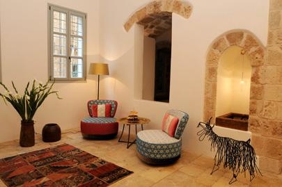 עכו העתיקה – סיפורו של מלון האפנדי