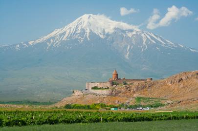 ארמניה – לגעת בעצב