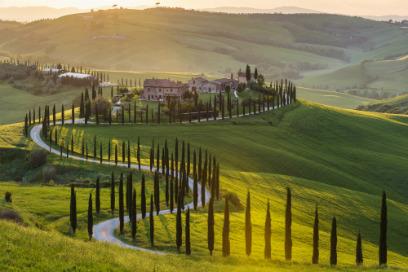 טעם החיים הטובים – טוסקנה, אומבריה ורומא – 5 ימים