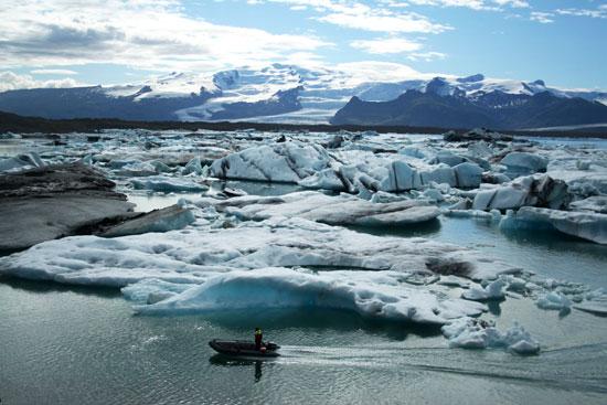 גיאולוגיה איסלנדית – על קצה הקרחון