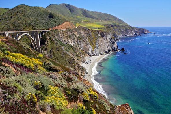 החוף המערבי: טיול מסן פרנסיסקו לסן דייגו