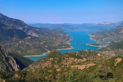 אל יוון ההררית וארץ האגמים