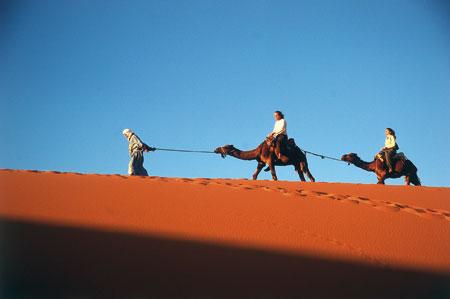 מרוקו – האקזוטיקה יפה לרומנטיקה