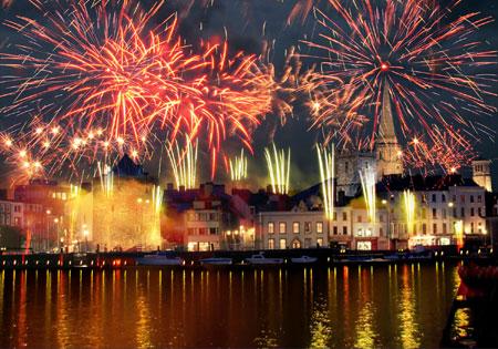 חגיגות סנט פטריק בדבלין