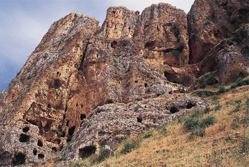 שביל ישראל: ארבל – עין אולם (מסלול 4)