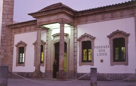 פורטוגל: מלונות ולינה בפוזאדאש