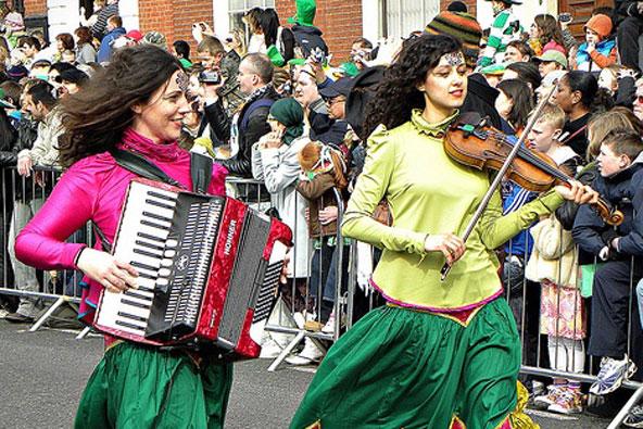 אירועים ופסטיבלים בדבלין