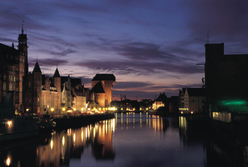 גדנסק, פולין – הדהוד של עבר מפואר