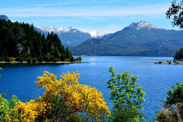 טיול באזור האגמים בארגנטינה וצ'ילה