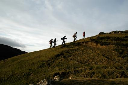 הפירינאים ברגל: כשהטבע משתעשע בקרקס