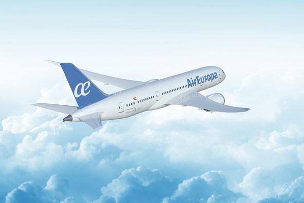 אייר אירופה תפעיל חמש טיסות שבועיות למדריד