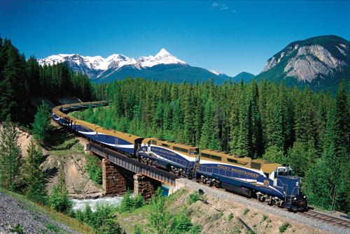 טיולי רכבות מופלאים