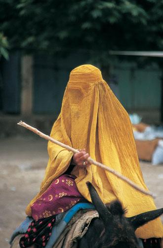 אפגניסטאן: מסע בארץ הטאליבן