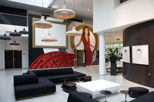 מלונות אמנותיים באמסטרדם