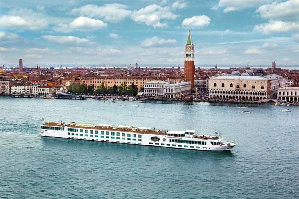 שייט נהרות באיטליה – מוונציה לבולוניה ובחזרה