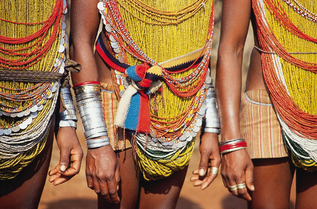 הודו: הבונדה, שבט בסכנת הכחדה