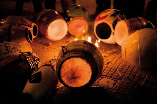 מוזיקה באורוגוואי: צלילי הקנדומבה