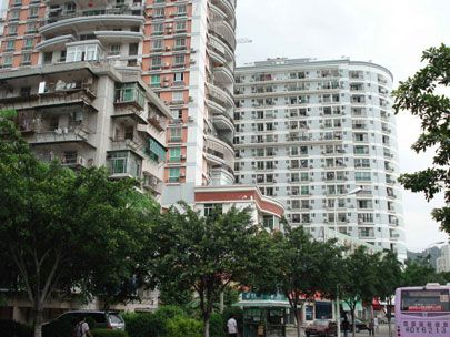השכונה שלנו בסין