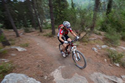 שביל אופניים חדש ביער שגב: לחובבי שיפועים