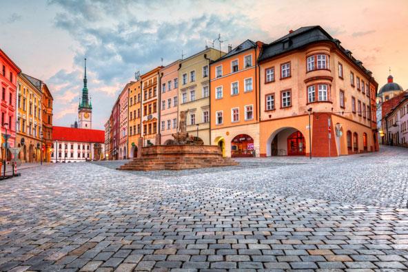 מחוץ למסלול: ערים סודיות באירופה