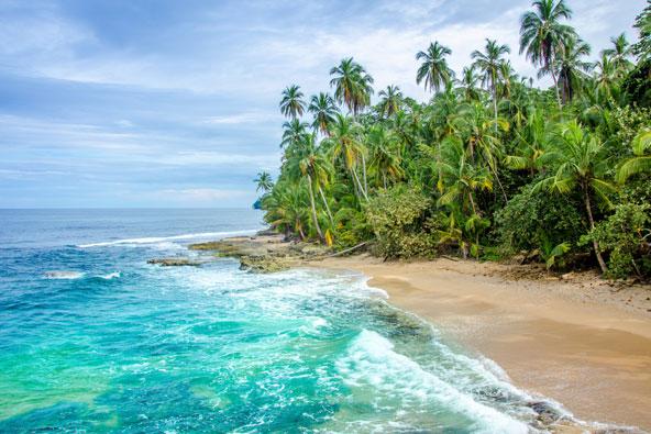 אתרים נבחרים בקוסטה ריקה