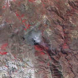 מפת הר אובינס, פרו