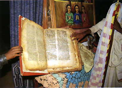 ארון הברית האבוד: התעלומה מובילה לאתיופיה