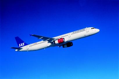 SAS תפעיל שלוש טיסות שבועיות מתל אביב לקופנהגן