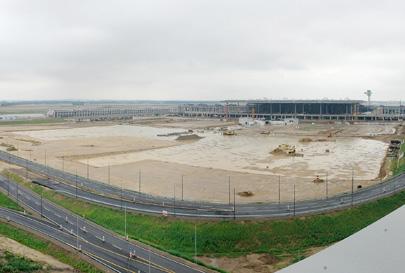 נמל תעופה חדש בברלין יחליף את טגל ושנפלד