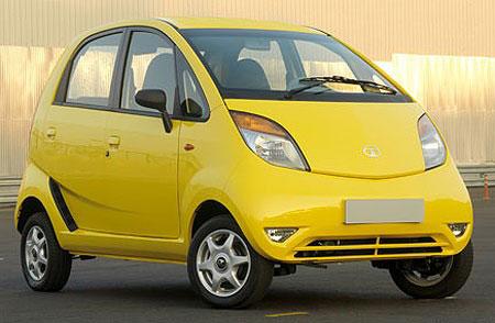 הודו – הנה באה המכונית הזולה בעולם