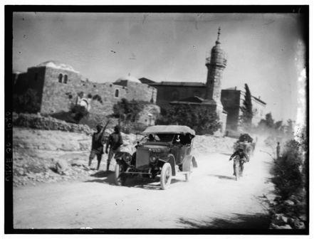 ירושלים: מושלים, שלטים ומה שביניהם
