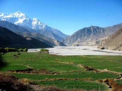 מסע אל רכס האנפורנה, נפאל – 11 יום