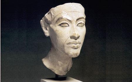 יופי בעולם העתיק: מלכת האמבטיה