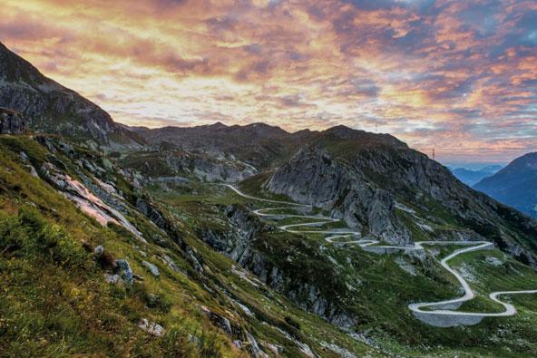 שווייץ – הטיול המקיף