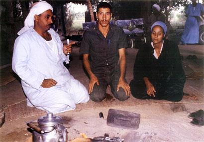 אש האמת במצרים