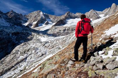 טרק באלפים הצרפתיים – לבד בהרים