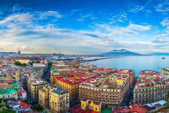עשרה דברים נפלאים בנאפולי והסביבה