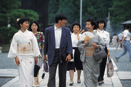 נישואים ביפן: כמו אוויר