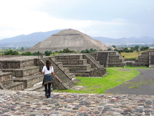 נסיעת עסקים למקסיקו סיטי