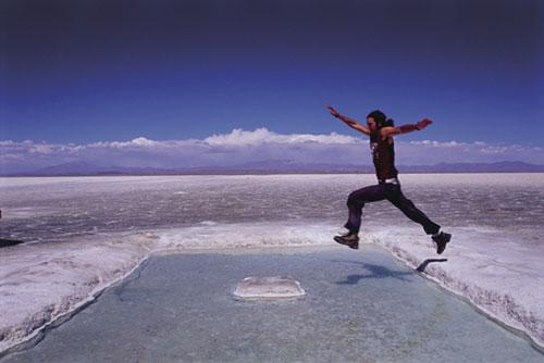 הסלאר: מדבר המלח בבוליביה