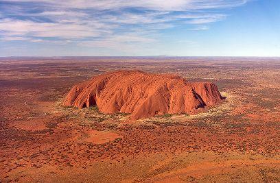 אוסטרליה: הלב האדום של היבשת