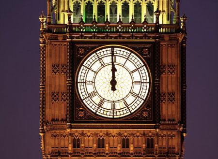 העולם מוסיף שנייה לשעונים